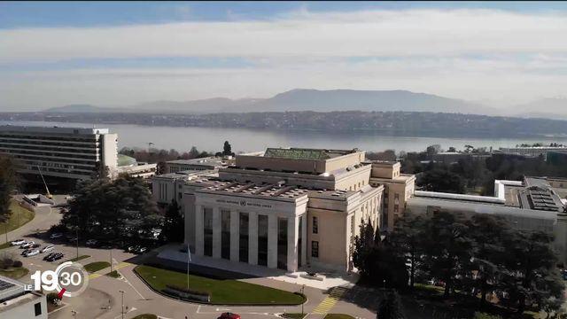 A 4 jours du sommet Biden-Poutine, Genève règle la logistique pour redorer son blason de ville internationale. [RTS]