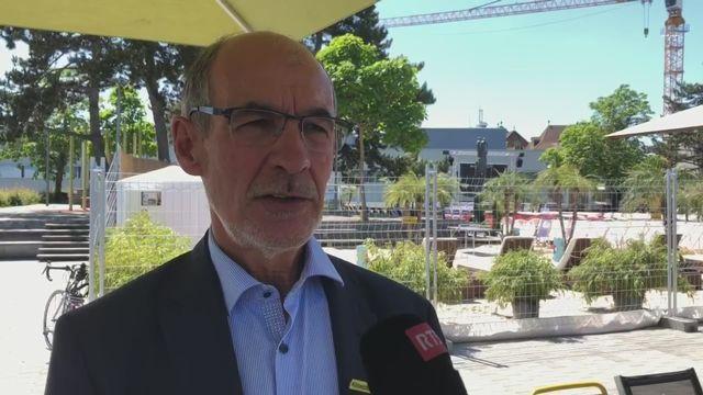 Non aux initiatives anti-pesticides: la réaction du PLR Jacques Bourgeois [RTS]