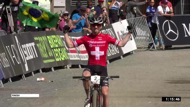 Leogang (AUT), cross-country messieurs: Flueckiger (SUI) remporte la course [RTS]