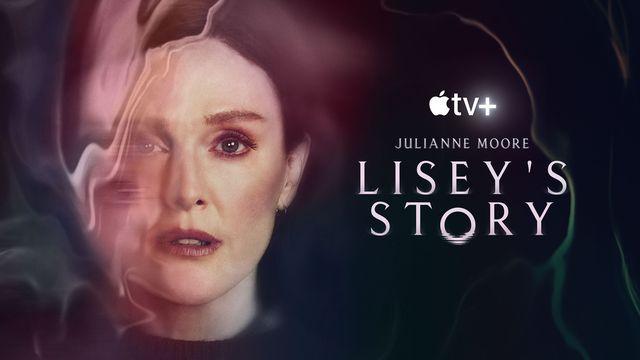 """Visuel de la série """"Histoire de Lisey"""" (""""Lisey's Story""""). [AppleTV+]"""