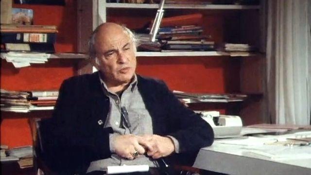 Edgar Morin [RTS]