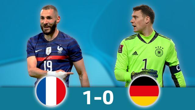 France - Allemagne (1-0): en faisant le minimum, les Bleus remportent un match décevant