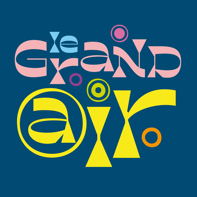 Logo émission - Le grand air [RTS - RTS]