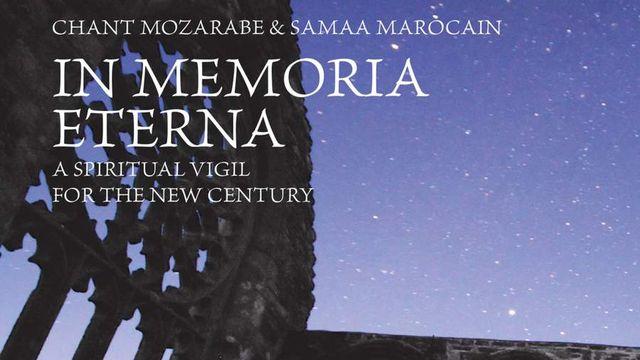"""L'album """"In Memoria Eterna"""" (Harmonia Mundi, 2021) de l'Ensemble Organum de Marcel Pérès. [Organum - Harmonia Mundi - 2021]"""
