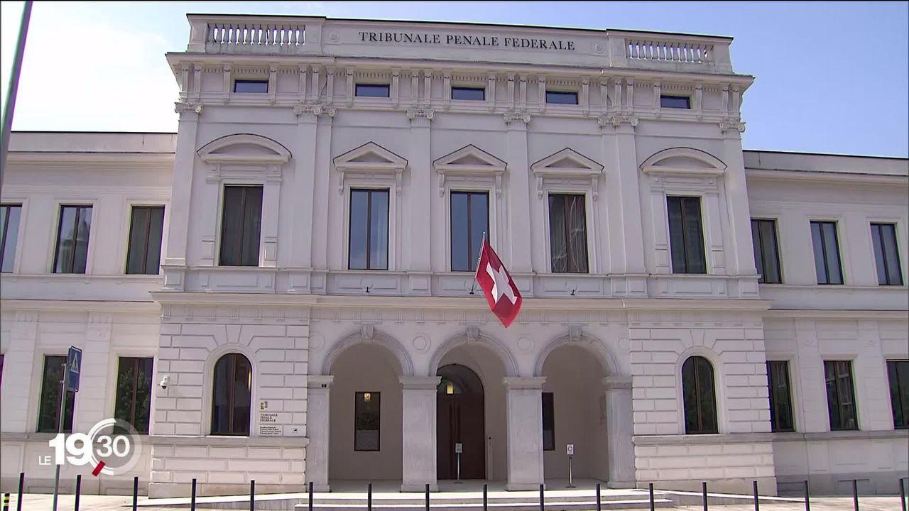 Tribunal pénal fédéral: deux Genevois, djihadistes présumés, face à la justice [RTS]