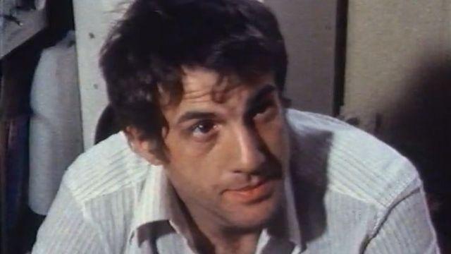 Le chanteur genevois Sarcloret en 1984 [RTS]