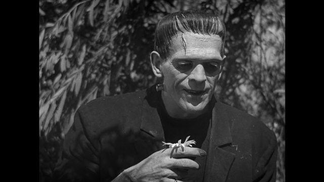 Boris Karloff dans le rôle du monstre de Frankenstein en 1931. [Wikimedia Commons/Universal Pictures]