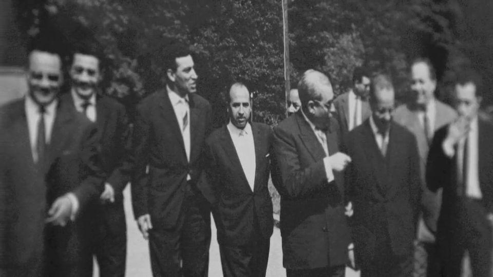 Coulisses diplomatiques : La Suisse et l'indépendance algérienne [RTS]