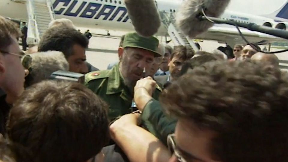 Coulisses diplomatiques : les relations USA - Cuba [RTS]
