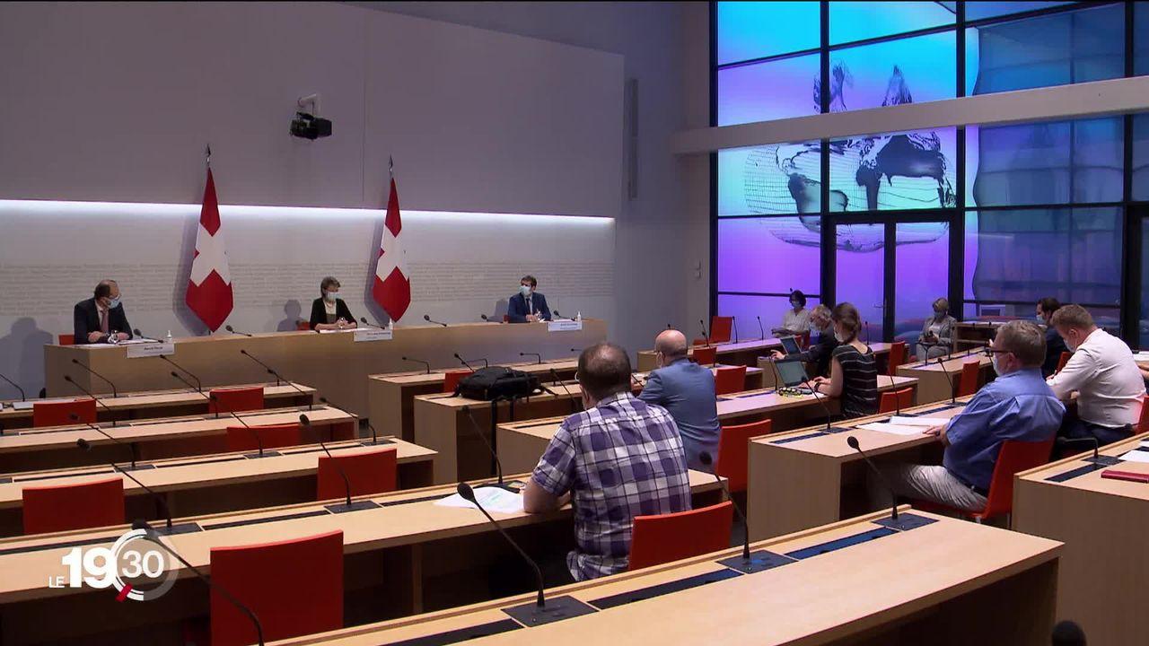 le Conseil Fédéral adopte une grande réforme de l'énergie pour atteindre ses objectifs climatiques [RTS]