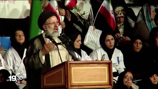 En Iran, le candidat ultraconservateur est favori à l'élection présidentielle [RTS]