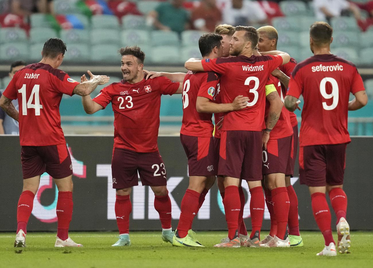 UEFA Euro 2020: la Suisse se rachète mais doit patienter