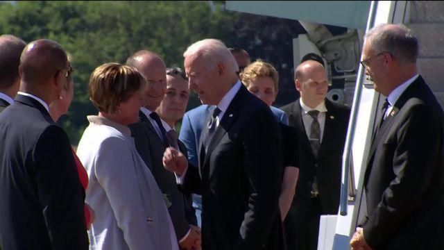 Sommet Biden-Poutine : bienvenue en coulisse [RTS]