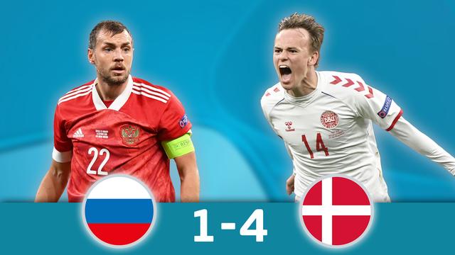 Russie   Danemark