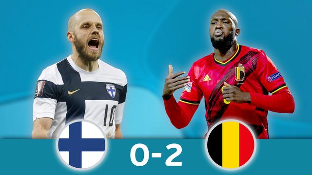 Finlande   Belgique