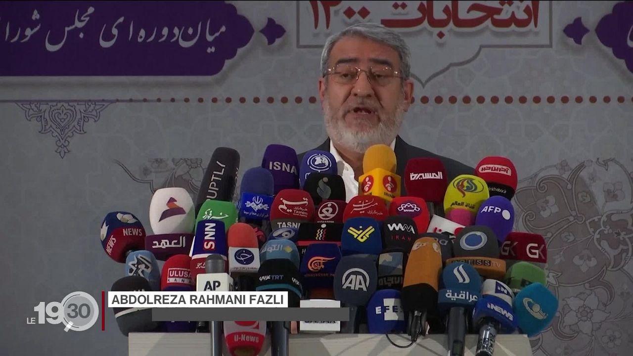 L'ultra-conservateur Ebrahim Raïssi est le nouveau président de l'Iran. [RTS]