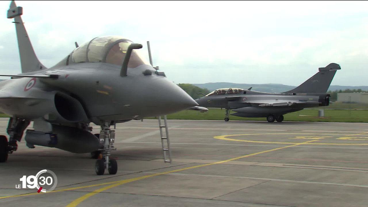 Le Conseil fédéral s'apprête à choisir le prochain avion de combat. Le collège serait divisé quant au modèle à retenir [RTS]