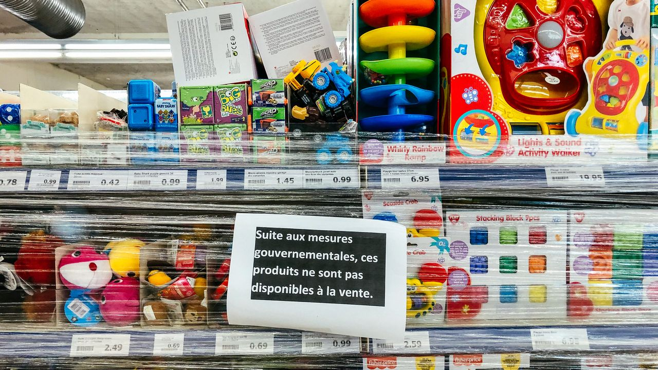 De nombreux produits chimiques dangereux dans le plastique [MMENARD - AFP]