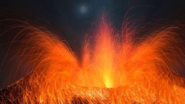 L'Etna, un volcan européen actif. raineralbiez Depositphotos [raineralbiez - Depositphotos]