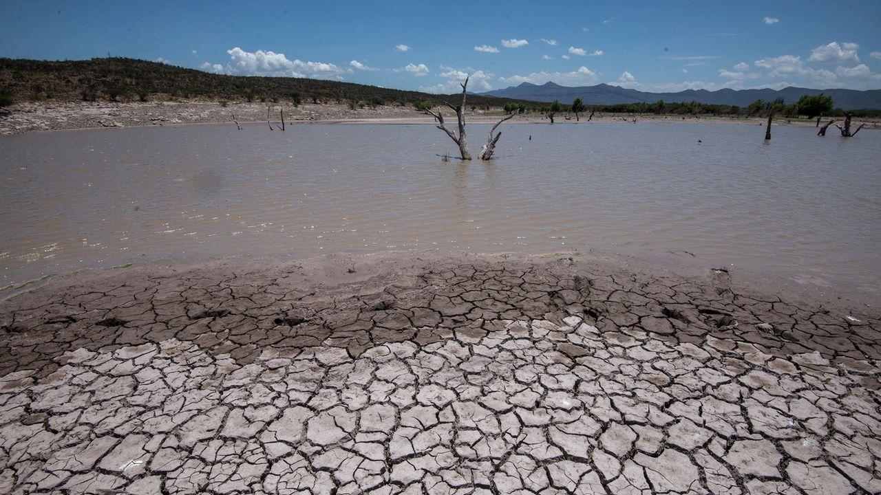 L'humanité à l'aube de retombées climatiques cataclysmique, prédit le Giec. [Miguel Sierra - Keystone]