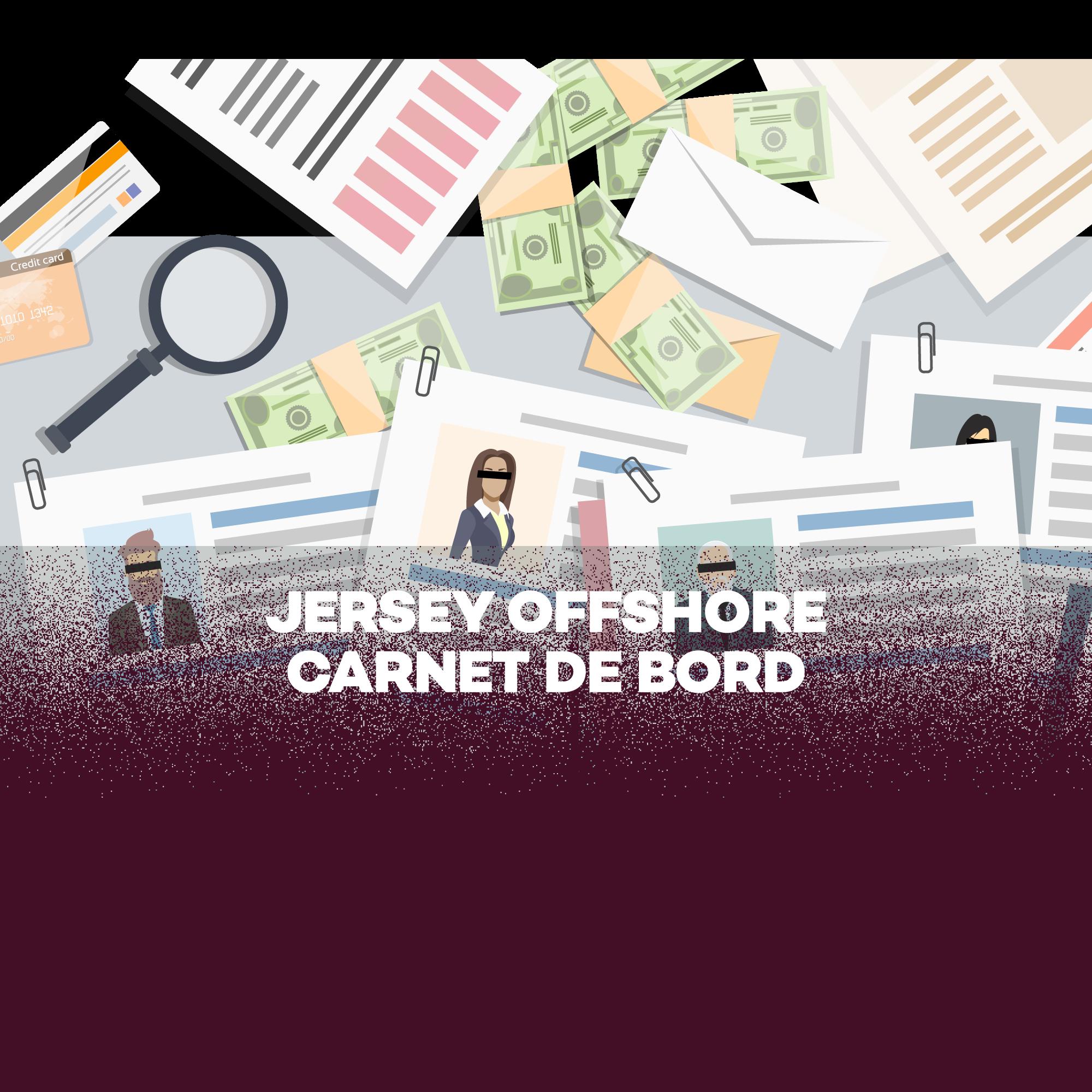 Logo Jersey offshore : carnet de bord [RTS]