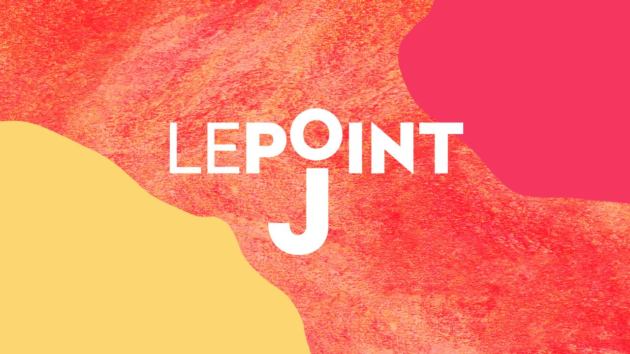 Logo Le point J [RTS]