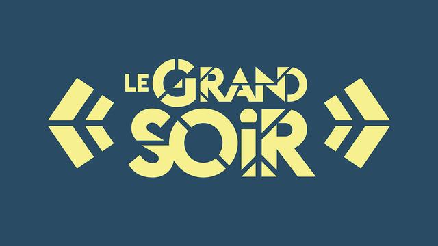 Logo Le grand soir [RTS]