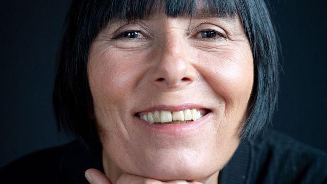 Ann-Katrin Graf.