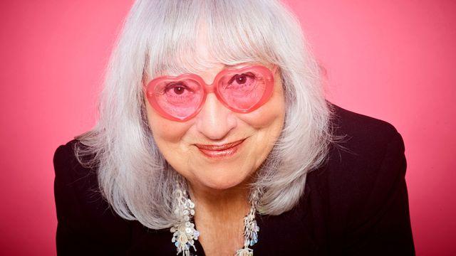 L'autrice Susie Morgenstern. [Céline Nieszawer - Leextra/L'Iconoclaste]