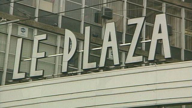 Le Cinéma Plaza classé monument historique [RTS]