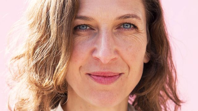 L'autrice Carmen Stephan.