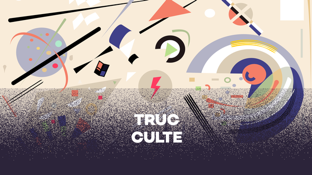 Truc culte - Logo émission (podcast original) [RTS - RTS]