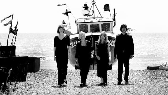 Le Quatuor Chiaroscuro. [Quatuor Chiaroscuro - ©Sussie Ahlburg]