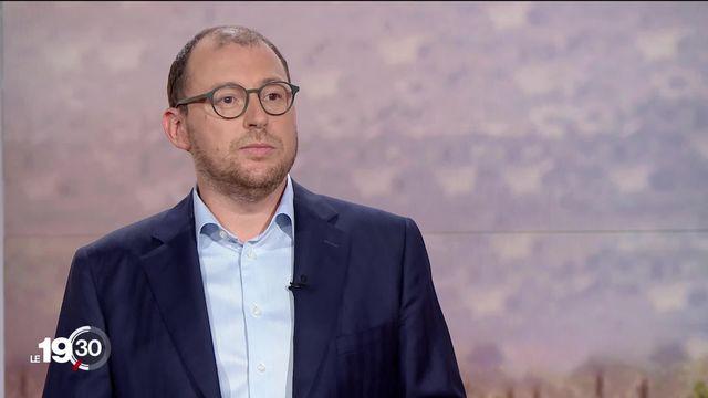 Antoine Silacci fait le point sur les mouvements migratoires dans le monde [RTS]