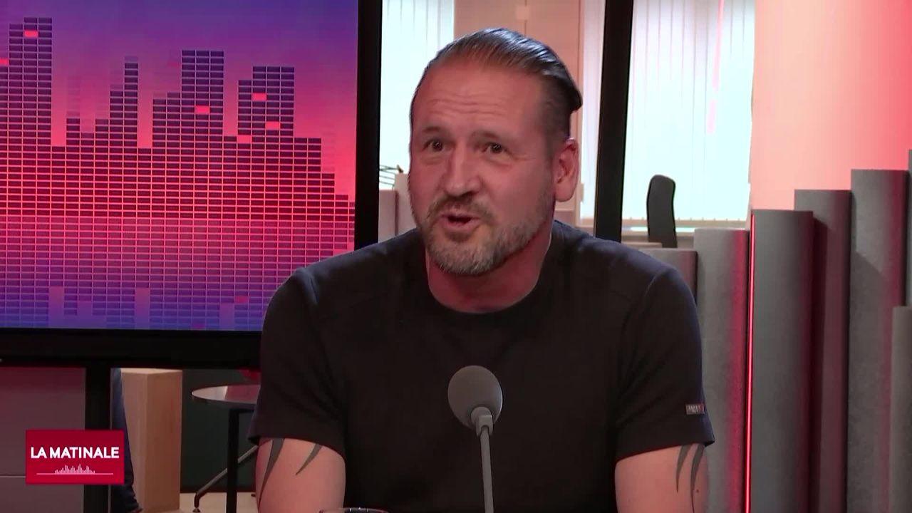 L'invité de La Matinale (vidéo) - Nicolas Feuz, procureur et auteur [RTS]