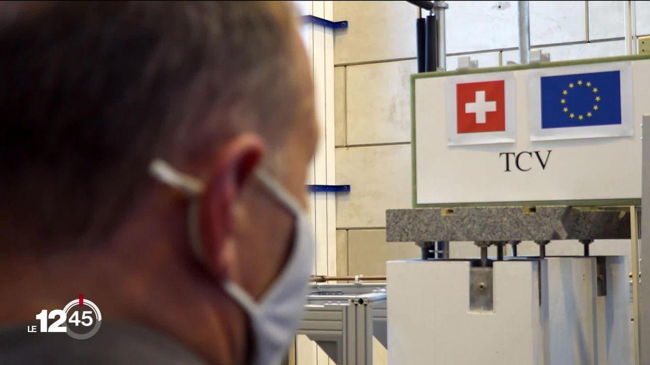 La Suisse est formellement écartée du programme européen de recherche Horizon [RTS]