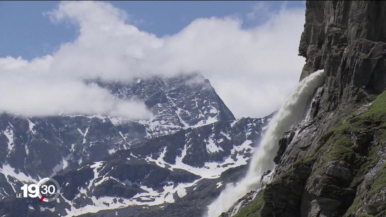 Les purges de rivières représentent une menace permanente pour les promeneurs en montagne [RTS]