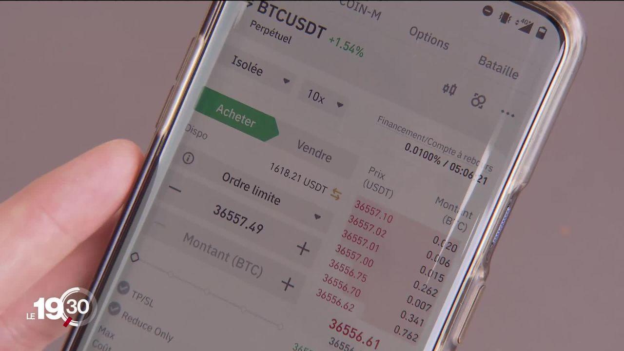 Investir en bourse: les jeunes ont remplacé les banquiers traditionnels par les smartphones [RTS]
