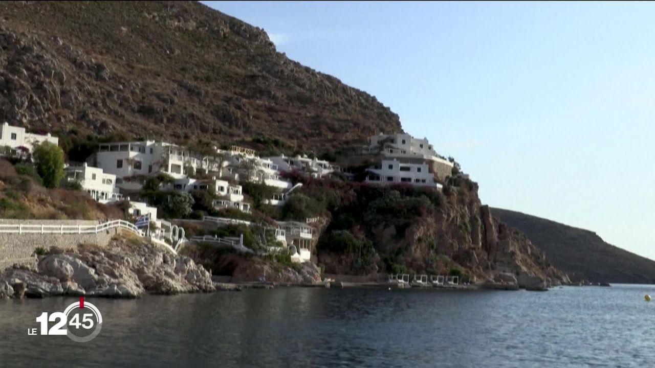 Le petit territoire de l'île grecque de Tilos est désormais autonome en énergie verte [RTS]