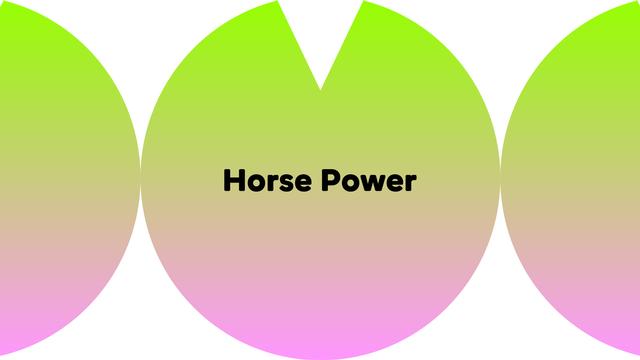 Logo Horse Power [RTS]