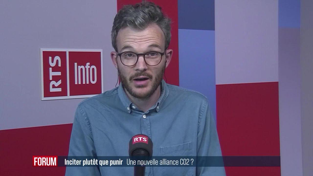 Les crédits énergétiques, nouveau credo de la lutte contre le réchauffement climatique en Suisse? [RTS]