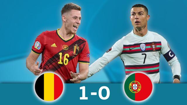 1-8, Belgique - Portugal (1-0): les meilleurs instants de la qualification belge
