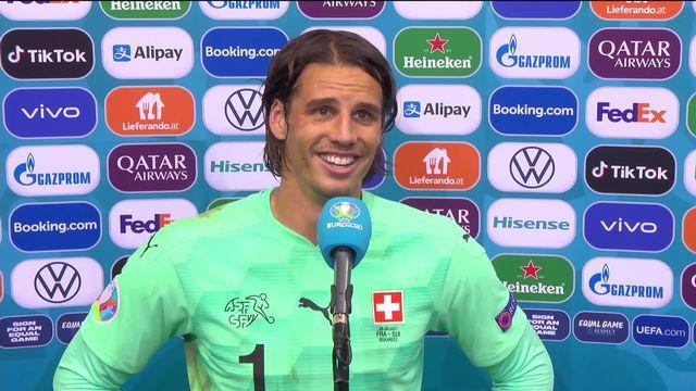 1-8, France - Suisse (3-3, 4-5 tab): le héros Sommer à l'interview ! [RTS]