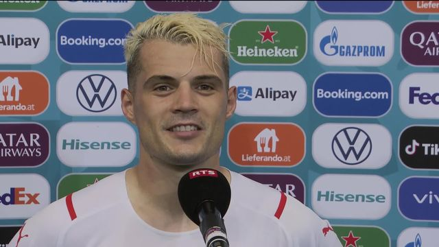 1-8, France - Suisse (3-3, 4-5 tab): le patron Xhaka s'exprime sur le match ! [RTS]