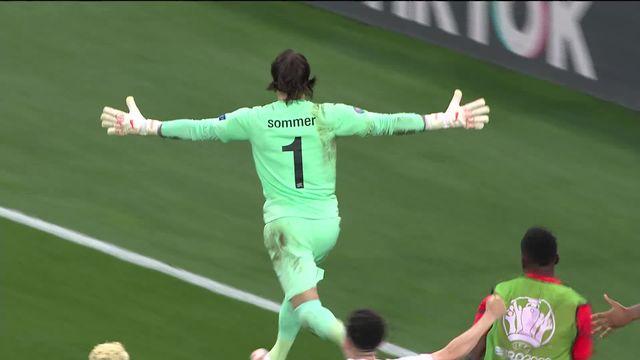 1-8, France - Suisse (3-3, 4-5 tab): revivez la palpitante séance des tirs aux buts ! [RTS]