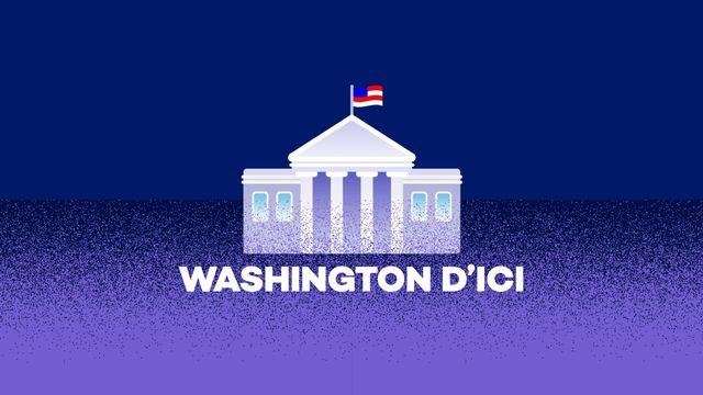 Logo Washington d'ici [RTS]
