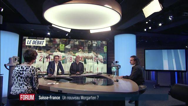 Le débat - Suisse-France, un nouveau Morgarten? [RTS]