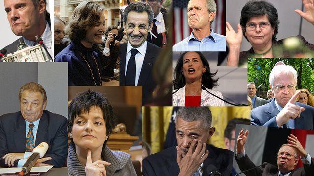 La RTS consacre une série aux différentes émotions exprimées en politique.