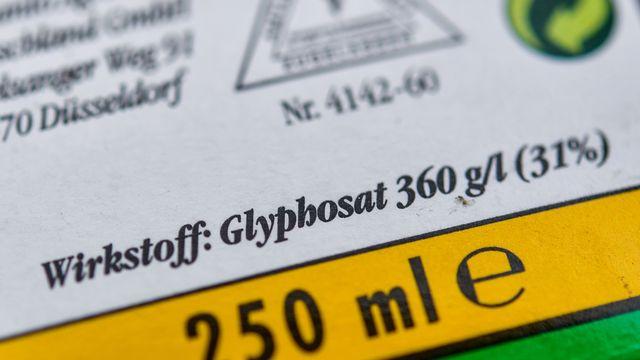 Le canton de Vaud lutte contre l'usage du glyphosate. [Patrick Pleul - DPA]
