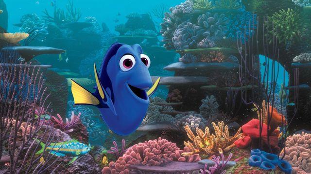Dory a notamment été doublée par Céline Monsarrat. [AP Photo/Disney Pixar - Keystone]